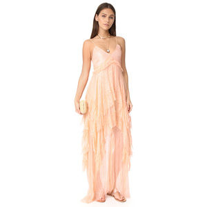 NWT✨FREE PEOPLE Midnight Rendezvous Maxi Dress